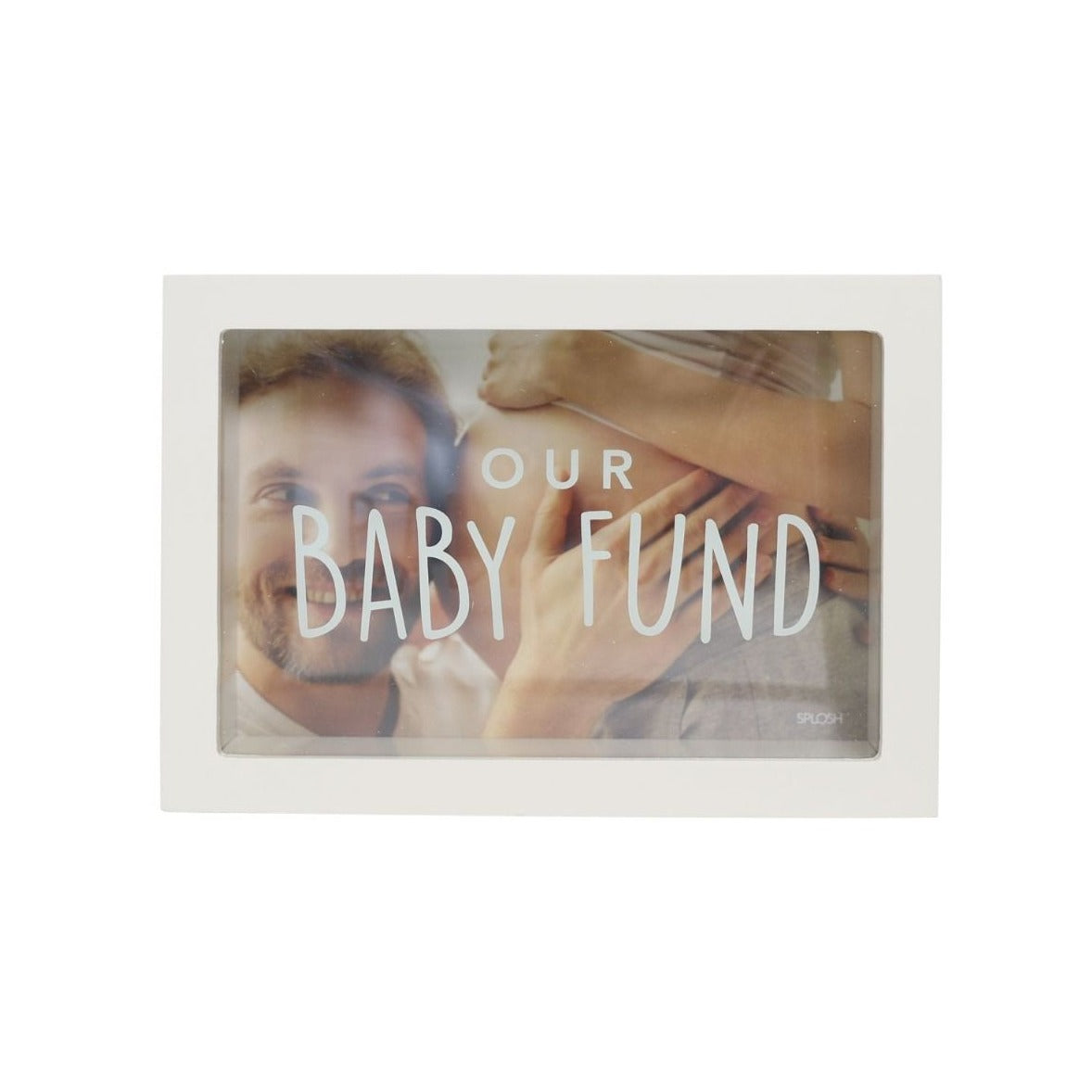 Baby Personlised Change Box