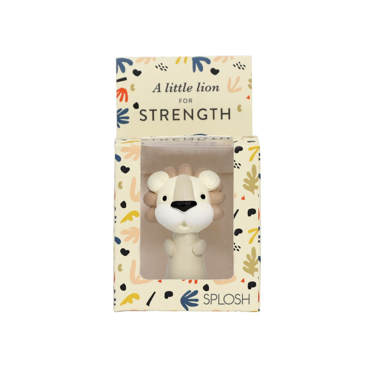 Strength Lion Meaningful Mini