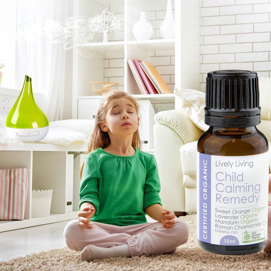 Child Calming Remedy Oil
