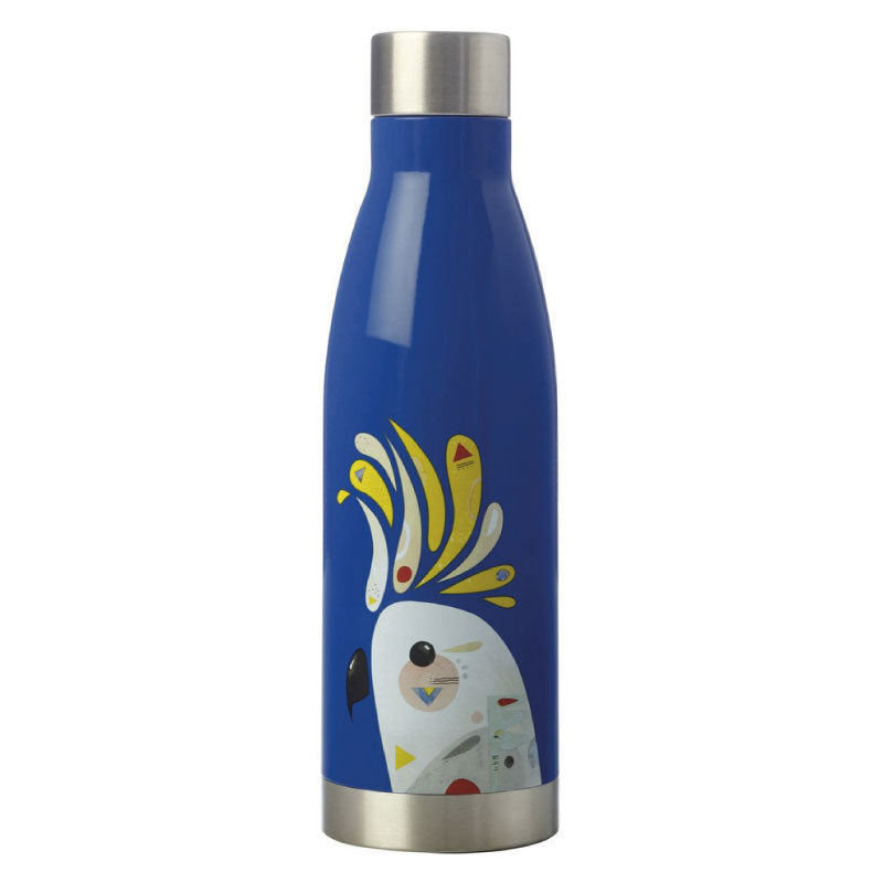 Pete Cromer Insulated Bottle 500ML Cockatoo