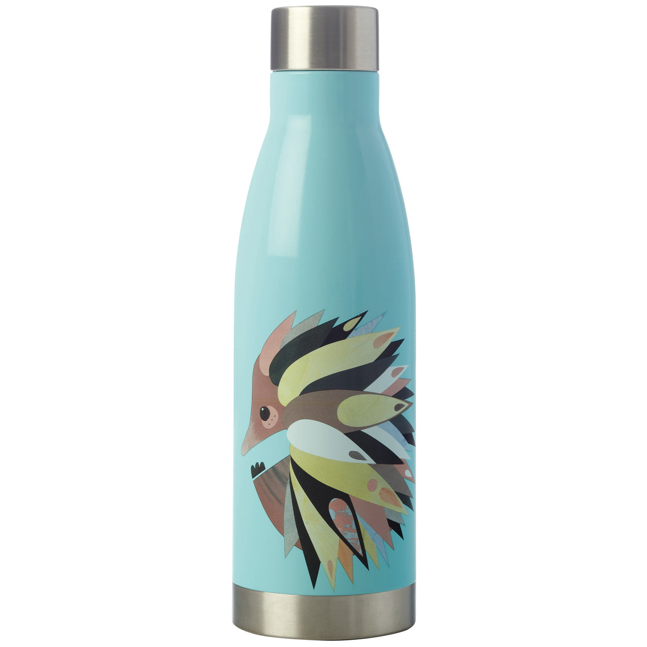 Pete Cromer Double Wall Insulated Bottle Echidna