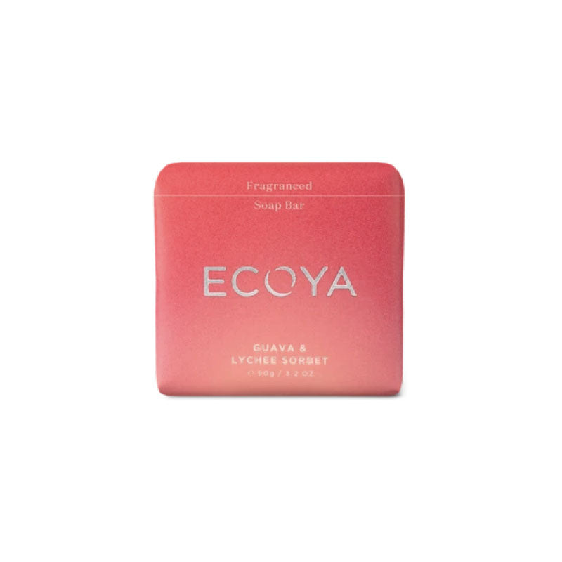 Guava & Lychee Sorbet Fragranced Soap 90g