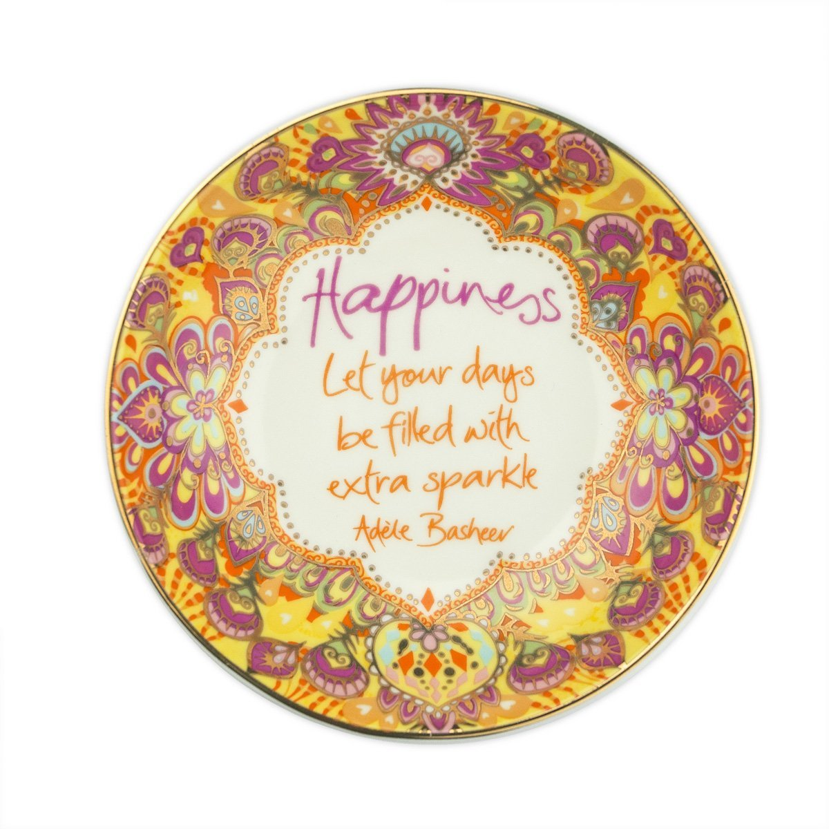 Happiness Trinket Dish