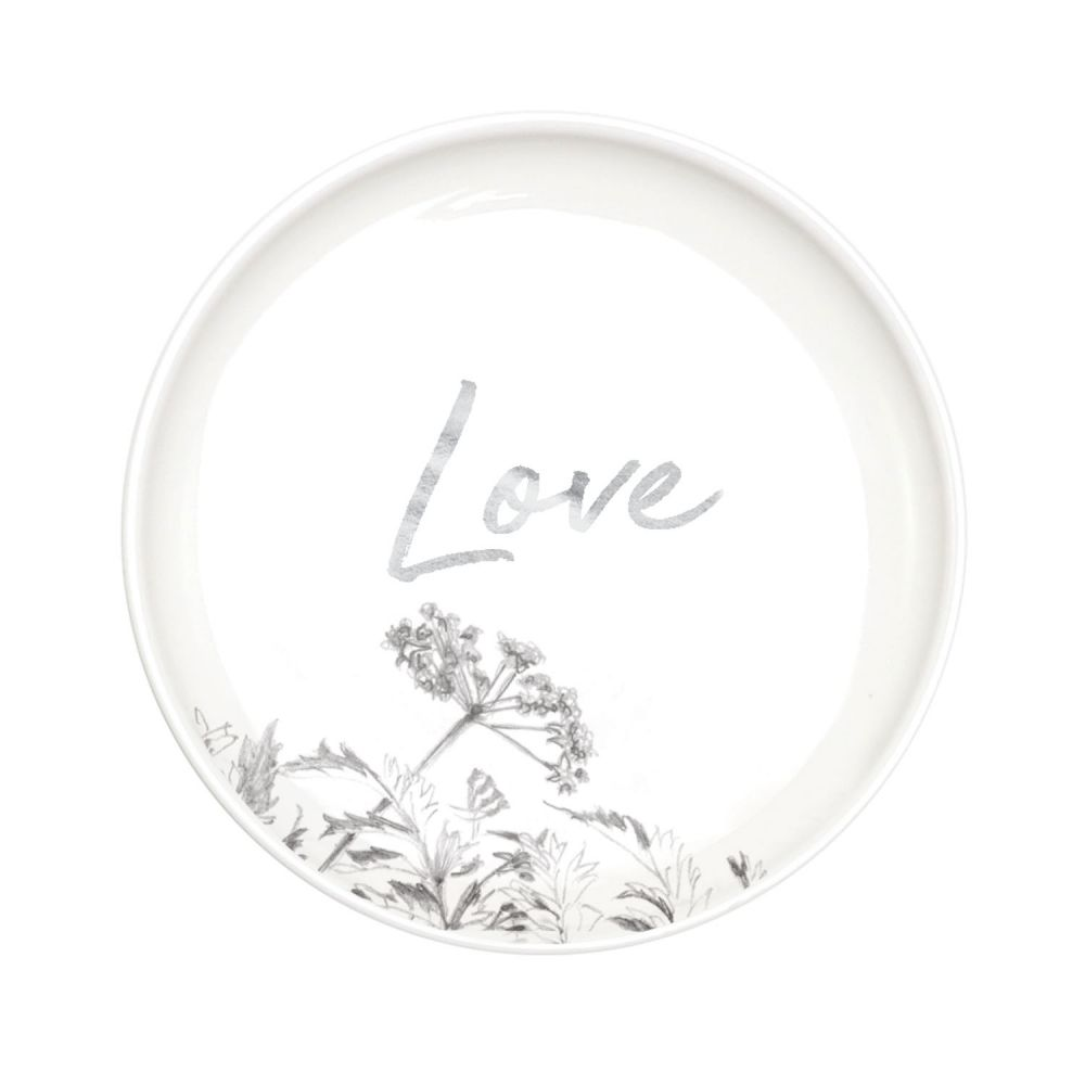 Wedding Love Trinket Tray