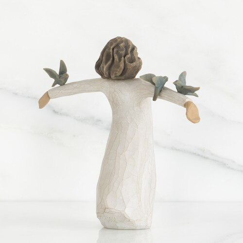 'Happiness' Figurine