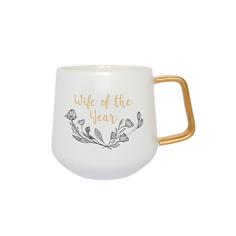 Wife Of The Year Mug