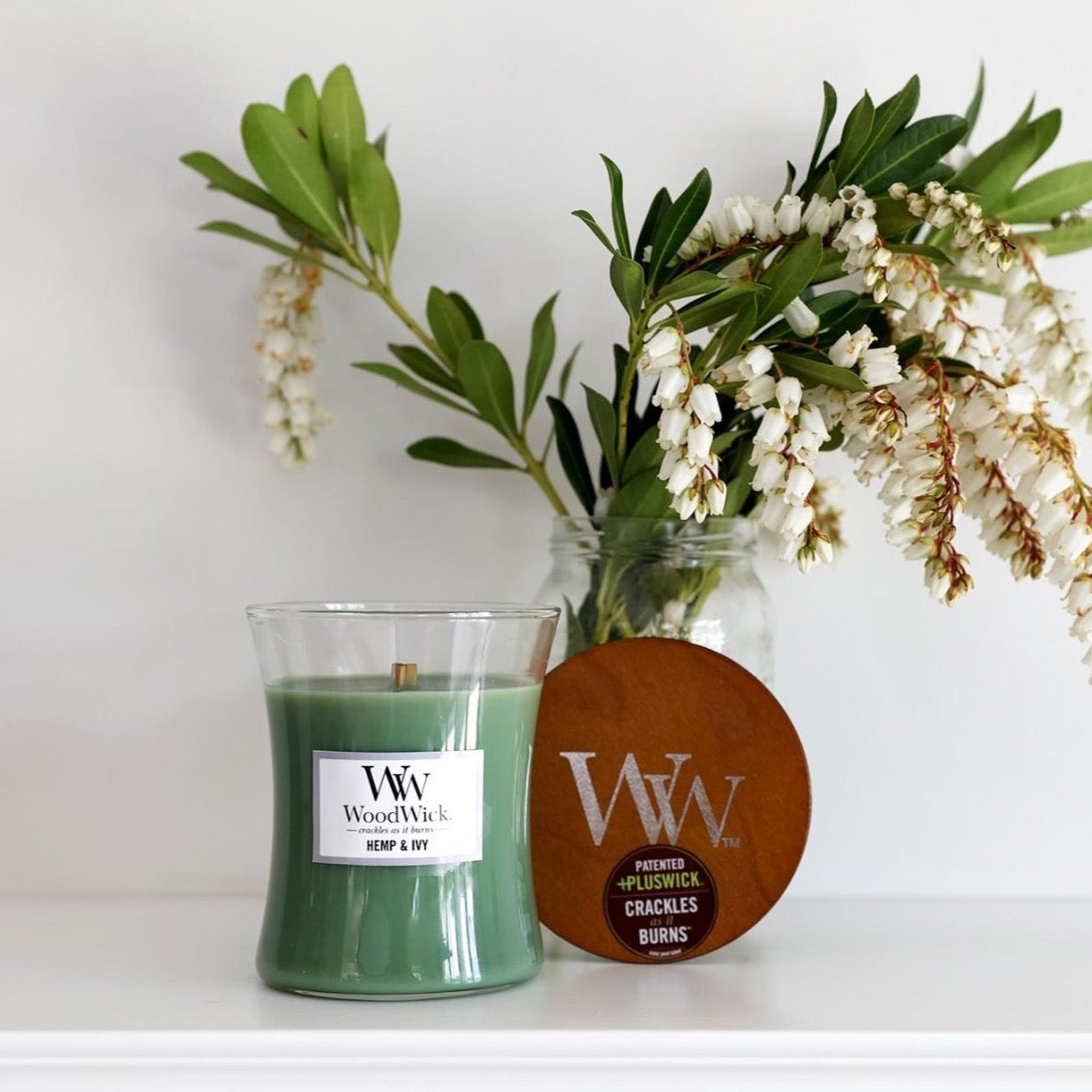 Hemp & Ivy Candle