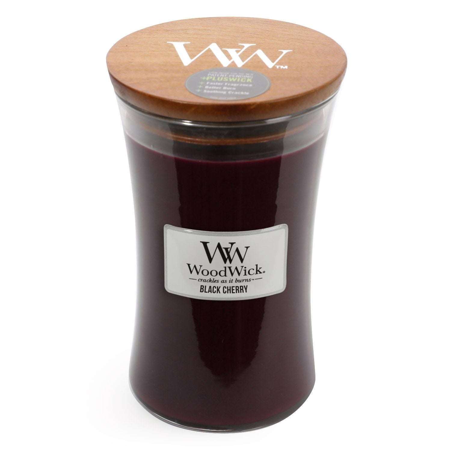 Black Plum Cognac Candle