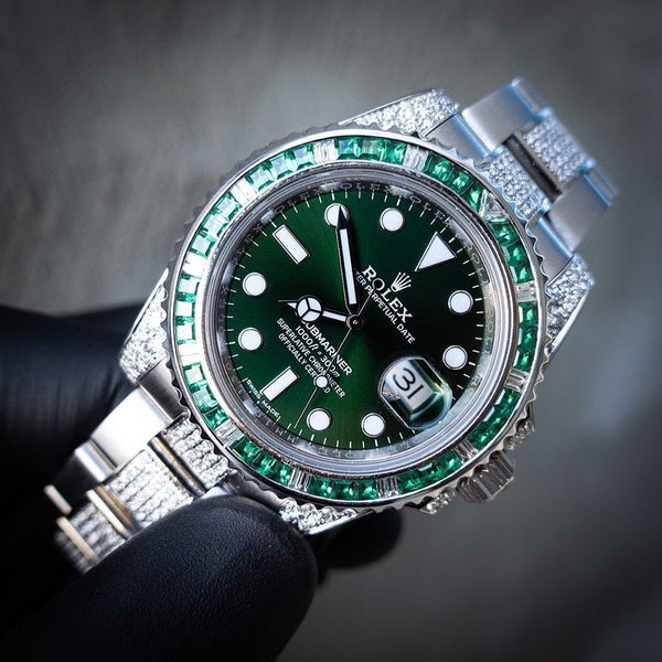 Choosing The Right Bezel For Your Rolex Watch To Stand Out