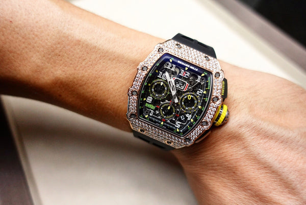 The Richard Mille RMII-03 - Custom Project
