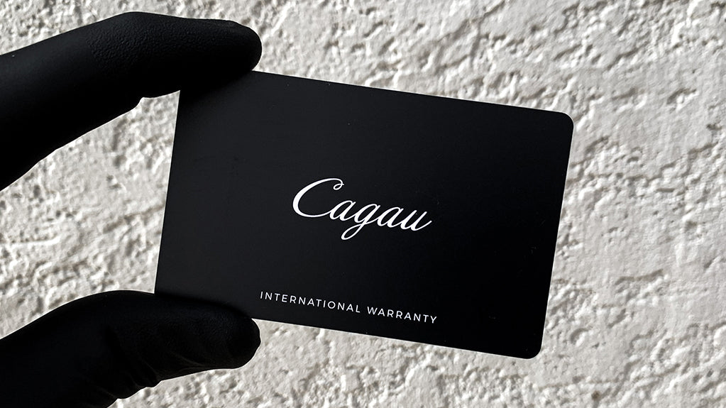 Cagau International Warranty