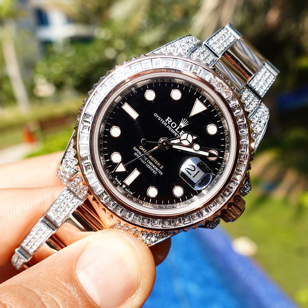 Rolex GMT Rootbeer