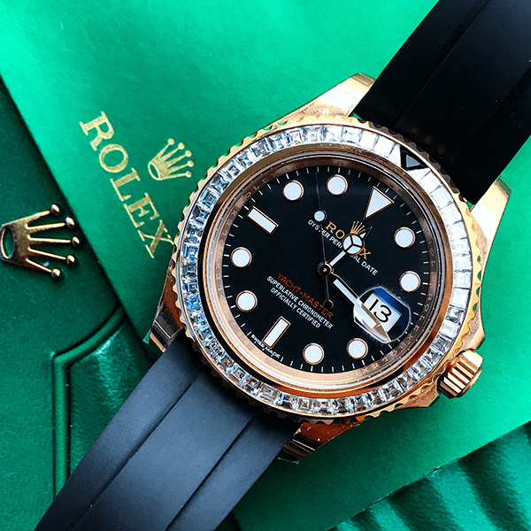Custom Rolex Yacht-Master - Diamond