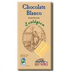 Chocolate Blanco Bio - 100g