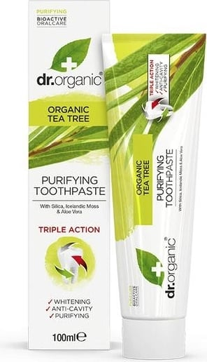 Dentífrico Arbol del Té Bio Triple Acción - 100ml