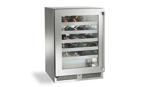 "Perlick - 24"" Signature Series Wine Reserve - HP24WS-3"