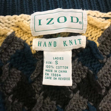 Load image into Gallery viewer, Vintage 90s IZOD Cardigan Sweater