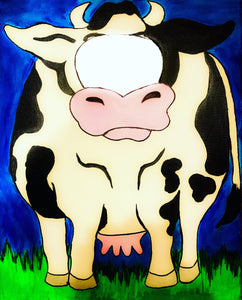 Cow Photo Cutout