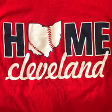 Load image into Gallery viewer, Cleveland Home Baseball T-Shirt