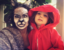 Load image into Gallery viewer, Little Red Riding Hood and Wolf