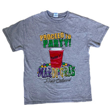 Load image into Gallery viewer, Vintage 90s Mardi Gras T-Shirt