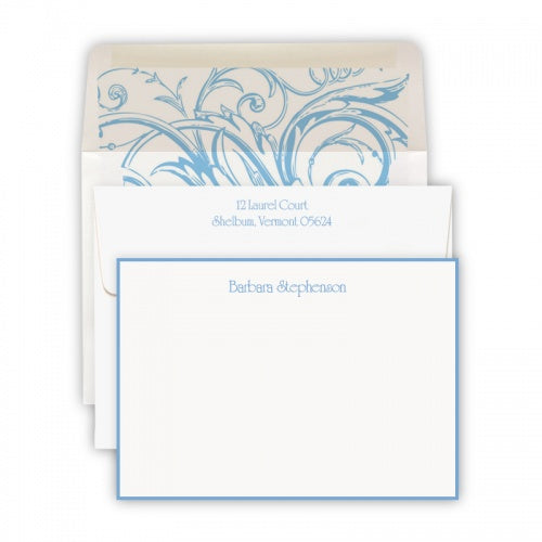 Flat Notecards