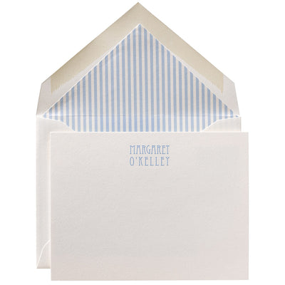 Engraved Note Card Special