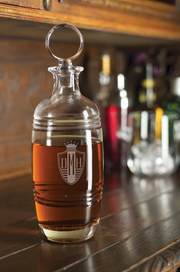 Bluegrass Bourbon Decanter