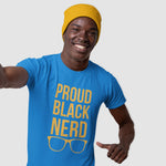 Unisex Proud Black Nerd Shirt
