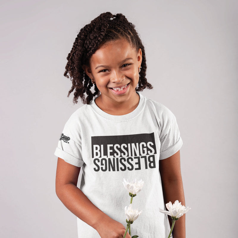 Kids Blessings on Blessings Shirt