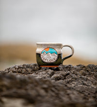 Load image into Gallery viewer, Mountain Explore Sunrise Mug