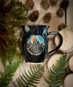 Midnight Alpine Mug