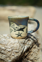 Load image into Gallery viewer, Ocean Creatures Ceramic Mug