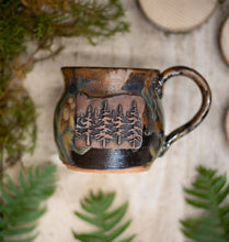 Load image into Gallery viewer, Oregon Copper Forest Mug