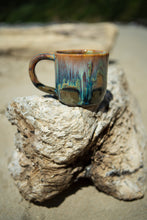 Load image into Gallery viewer, Oregon Mountain Night Ceramic Mug
