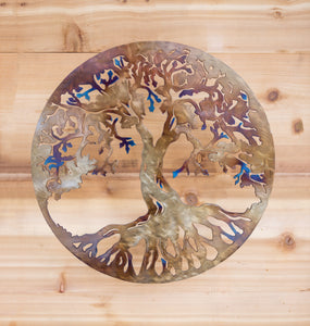 Tree of Life  - Metal Art