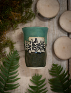 Washington Forest Green Tumbler