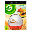 Air Wick Decosphere Papaya & Mango 75 ml / 1 pieza