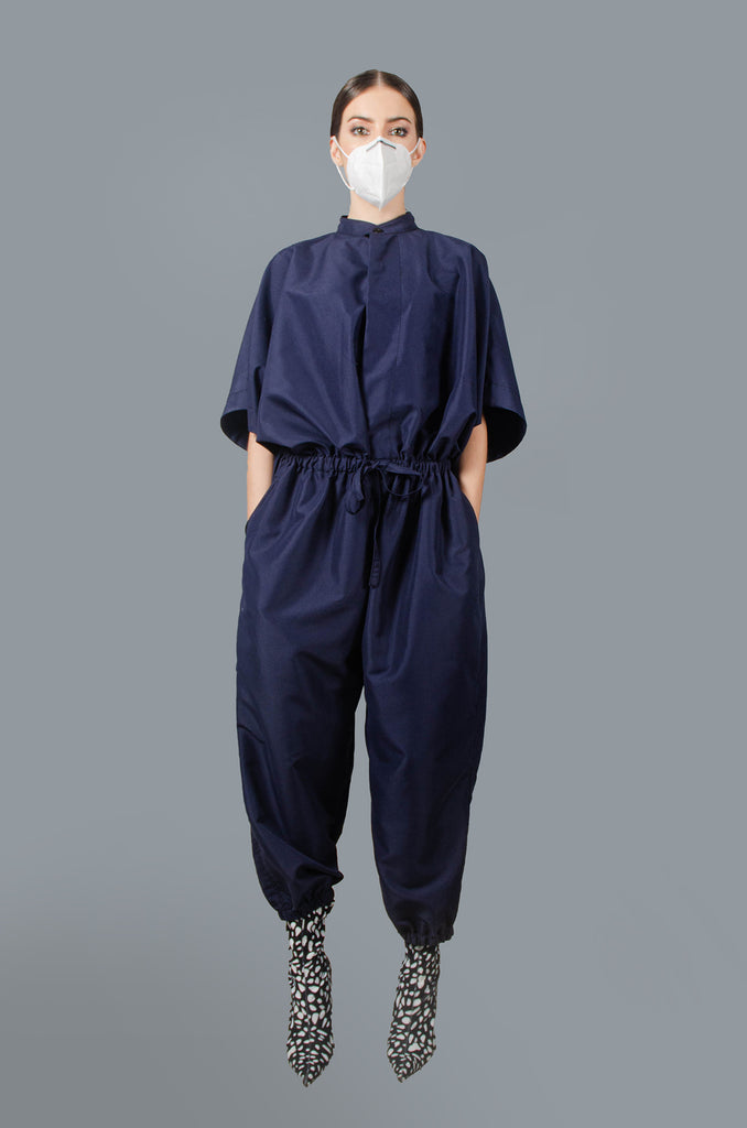 Relaxed-Fit Jumpsuit PPE