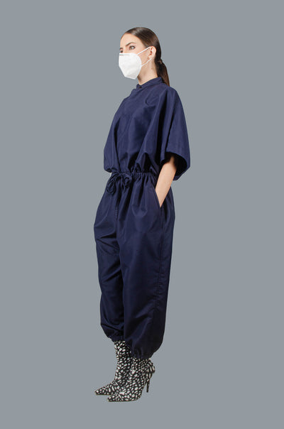 Relaxed-Fit Jumpsuit PPE (Free-Size)