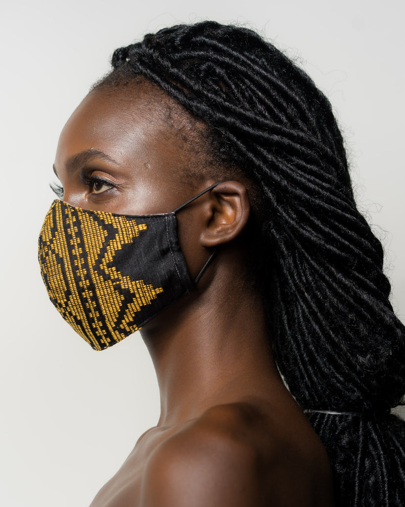 Sadia Inaul Mask (Limited Quantities)