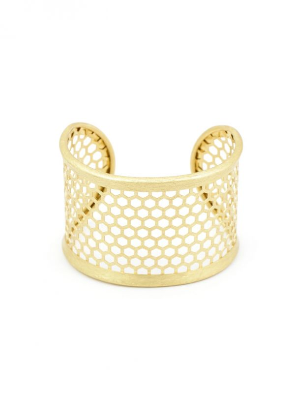 BEE-Have Cuff Bracelet | Armreif - misses-b