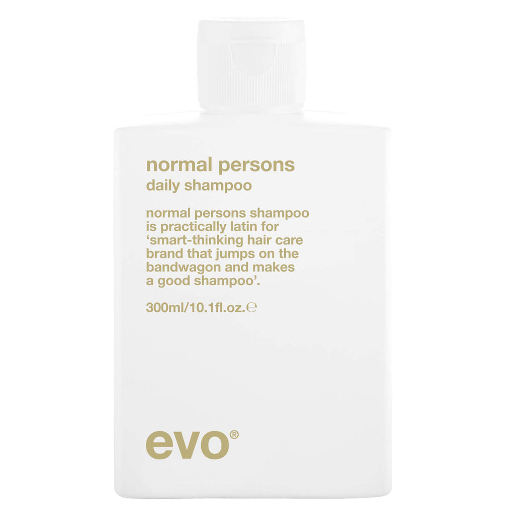 normal persons daily shampoo - misses-b