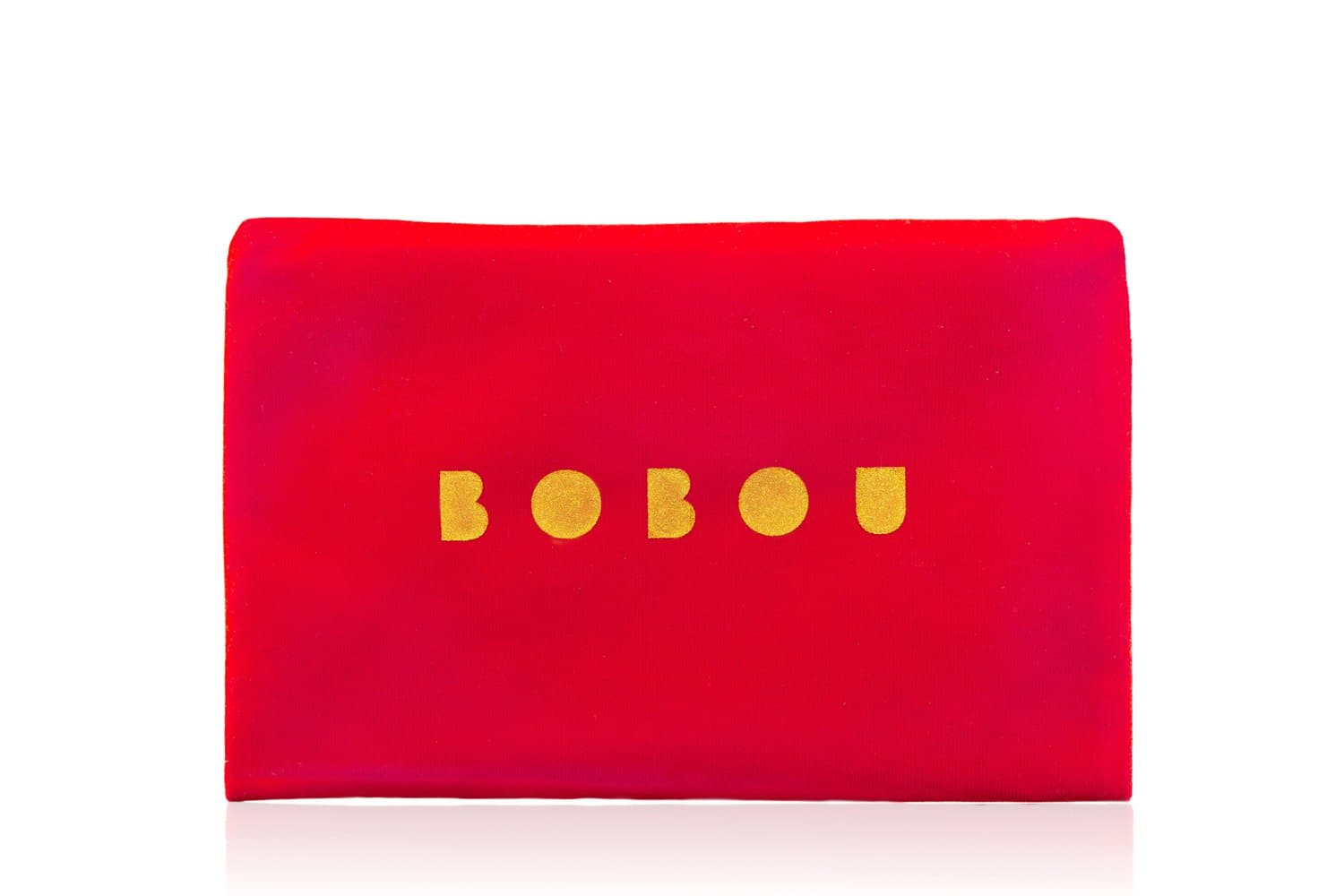 BOBOU VELVET MAKEUP BRUSH POUCH - Boboubeauty