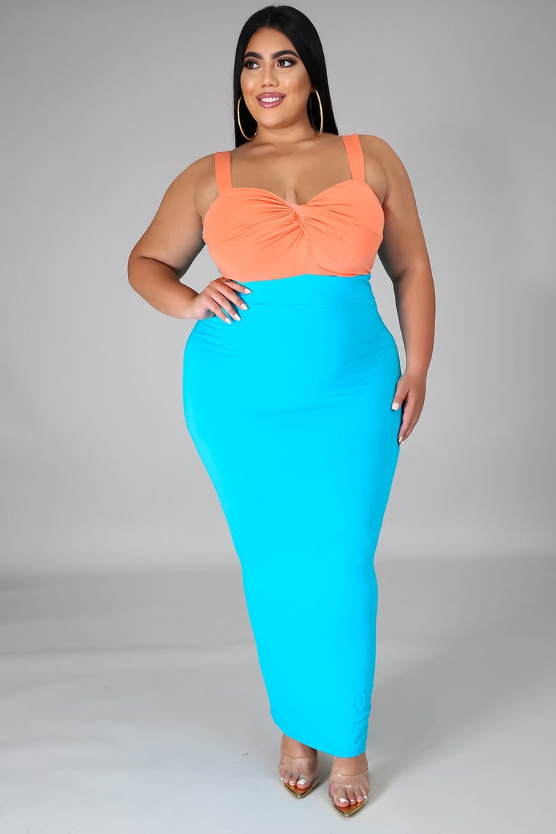 Tight Fitting Stretchy Sleeveless Bodycon Michelle For You Dress