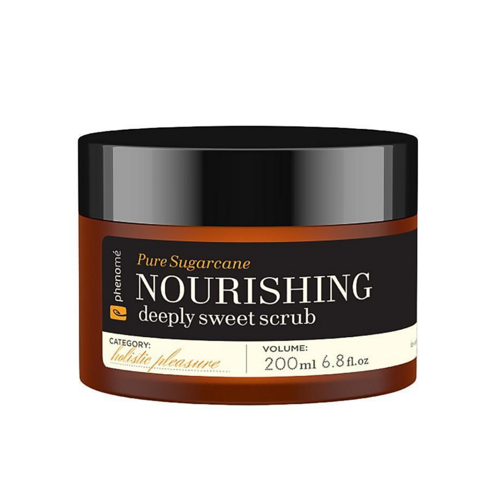 Phenomé Pure Sugarcane NOURISHING Deeply Sweet Scrub Odżywczy Peeling do Ciała 200ml