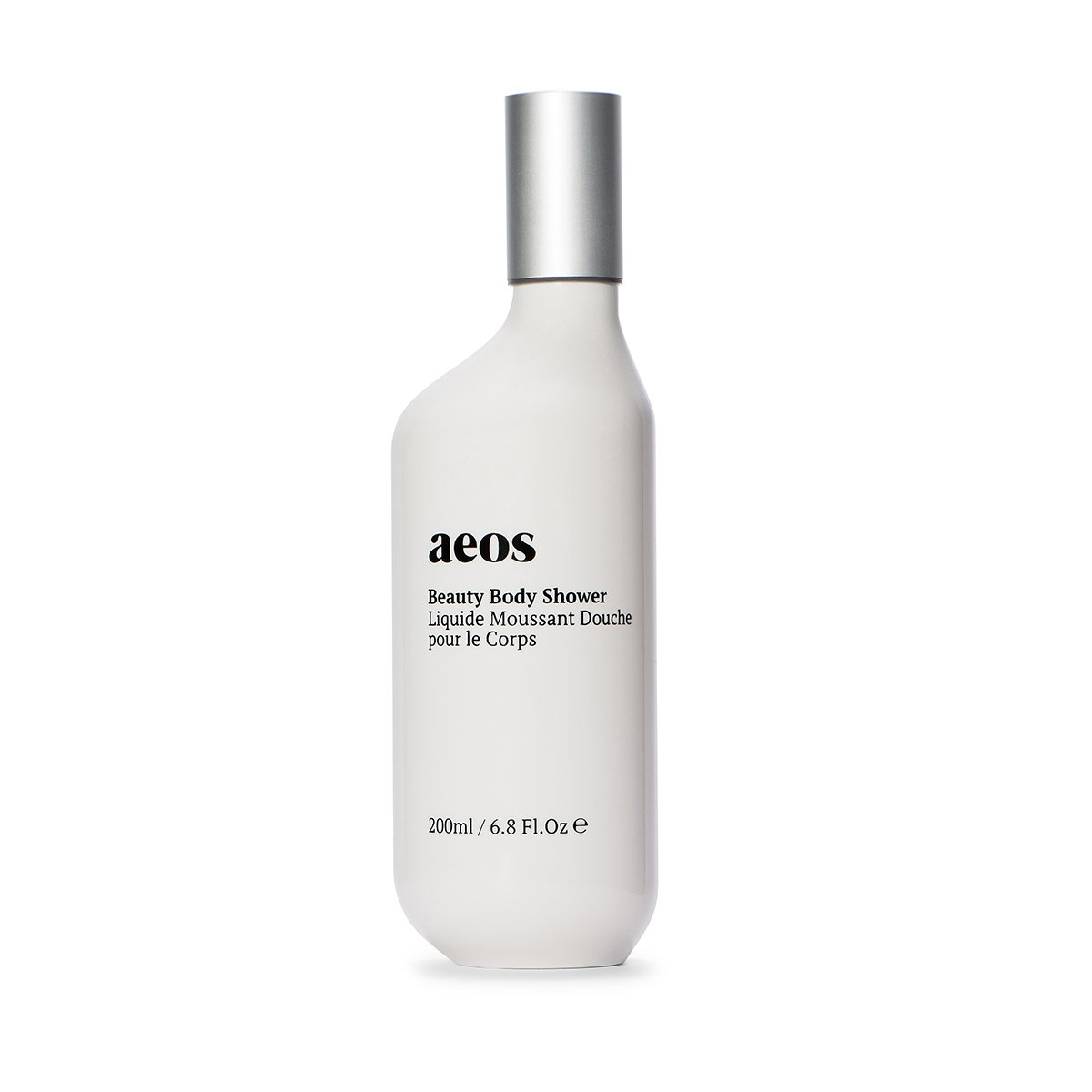AEOS Energised Organics Żel pod prysznic - Beauty 200 ml