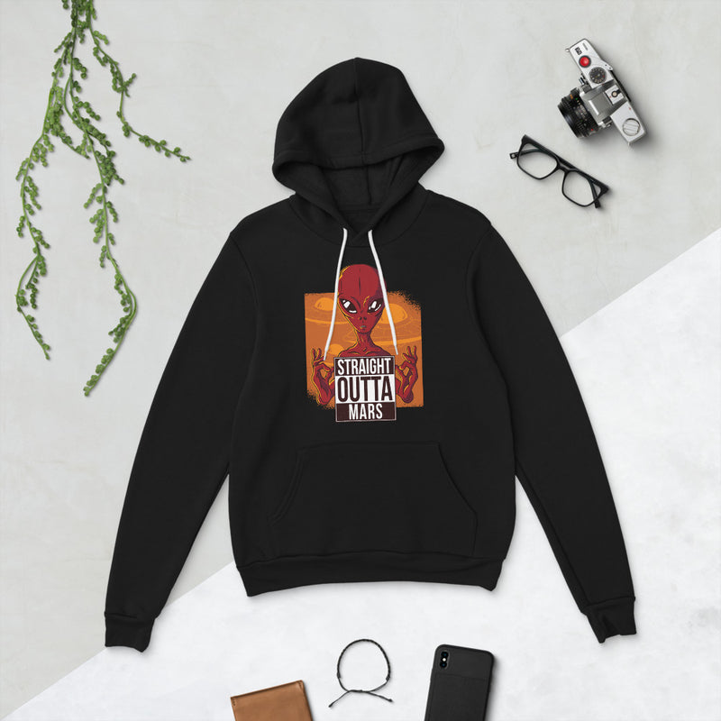 Straight outta Mars Hoodie