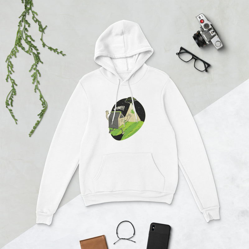 UFO Kuh-Kidnapping Hoodie