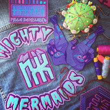 Load image into Gallery viewer, MIGHTY MERMAIDS CHENILLE PATCH SET